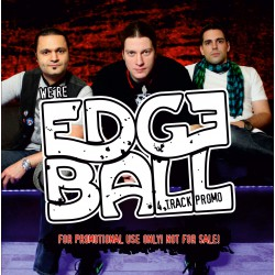 CD - We´re Edgeball 4 Track...